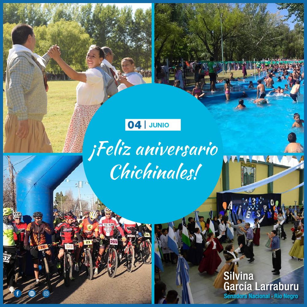 Aniversario Chichinales